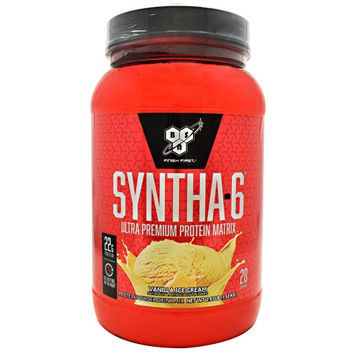 Bsn Syntha 6 Protein Powder Details Core Series Nutrition Lean Muscle Definition Weight Management Aspartame Free Aminogen Ultra Premium Protein Ultra Premium Taste Syntha 6 Product Highlights Sustained Release Multi Functional Micellar